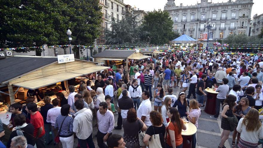 """El portavoz del Ayuntamiento de Santander no conoce """"el plan de fiestas"""" de la Semana Grande"""