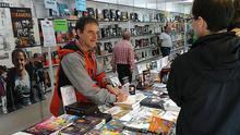 El feminismo y la novela negra se dan cita en la Feria el Libro de Bilbao