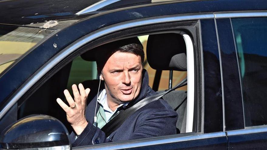 El presidente de Italia retoma las consultas para encargar un Gobierno