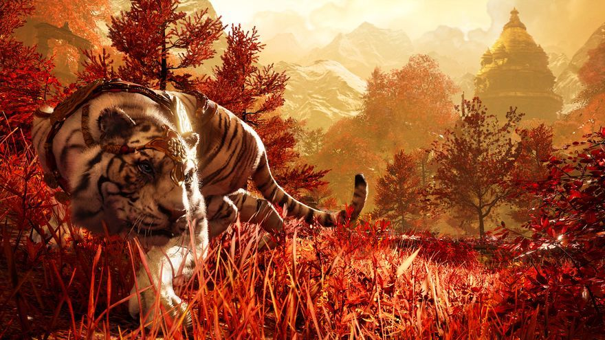 Far Cry 4 Gamescom 2014