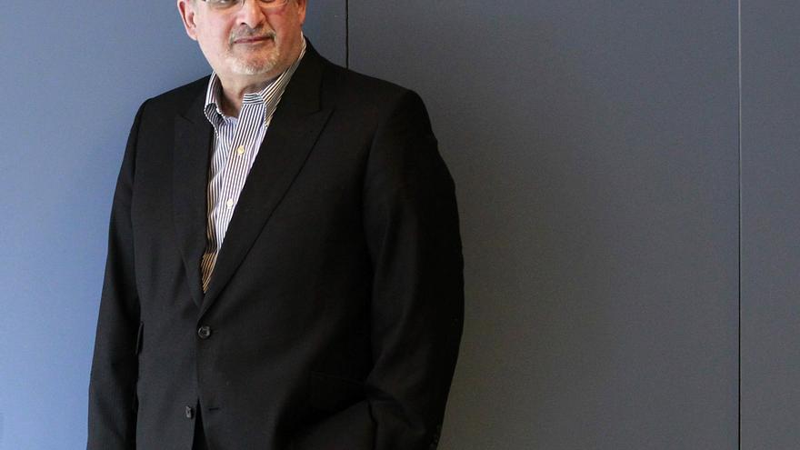 Salman Rushdie en Madrid | Marta Jara