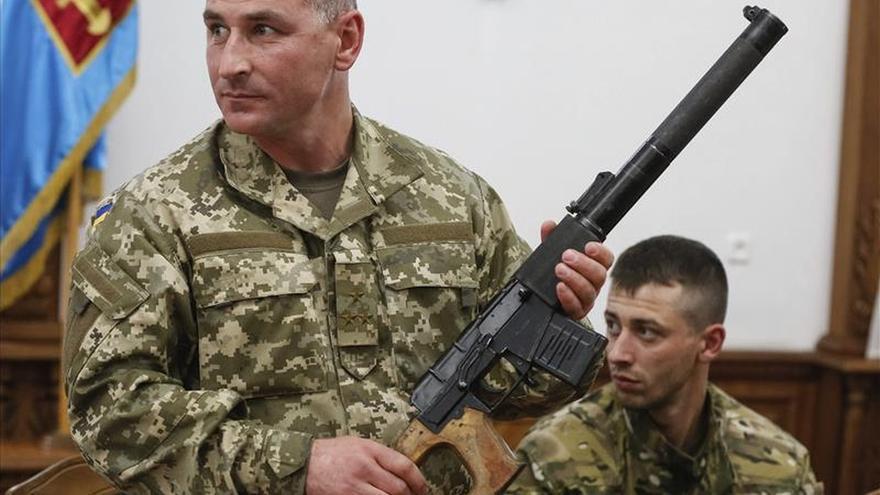 Ucrania imputa por terrorismo a dos militares rusos capturados prisioneros