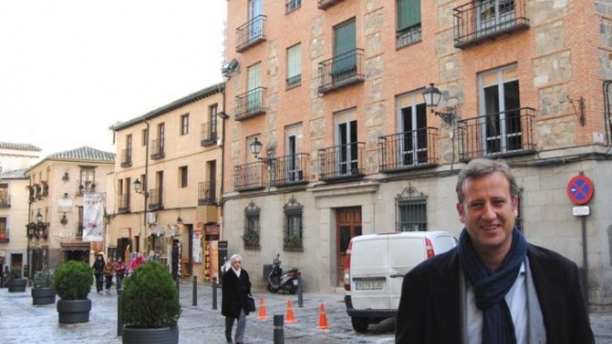 Izquierda Unida denuncia los pisos de la Diputación de Toledo
