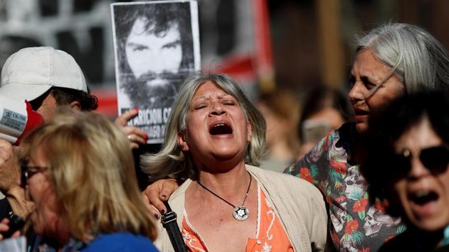 Apartan al juez que investiga en Argentina la desaparición de un joven en una protesta
