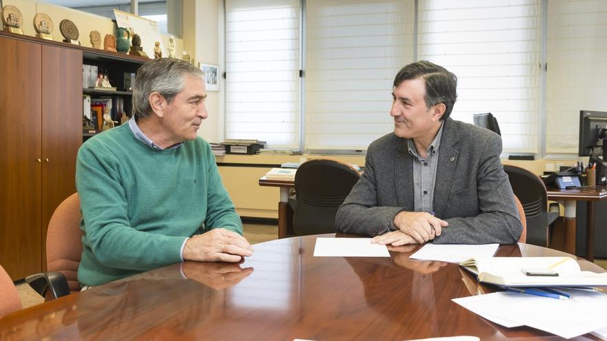La Consejería de Educación estudiará renovar en 2018 la cubierta del colegio Susana del Amo