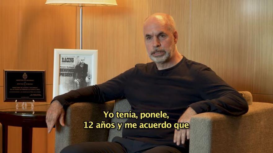 Rodríguez Larreta recordó el secuestro de su padre durante la dictadura