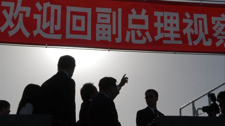 De la visita de Hui Liangyu #8
