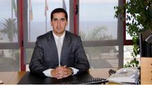 Borja Pérez estará de baja médica hasta abril.