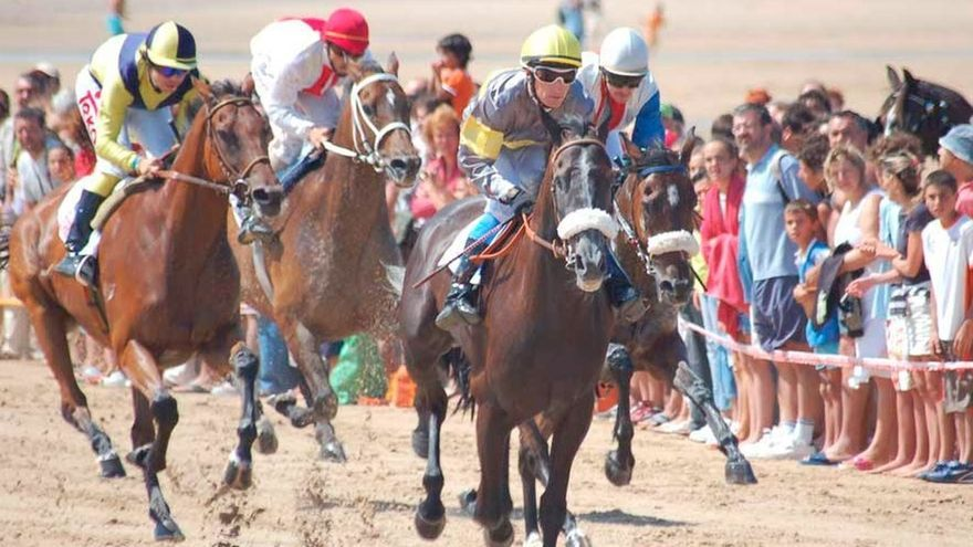 El Derby de Loredo, declarado Fiesta de Interés Turístico de Cantabria