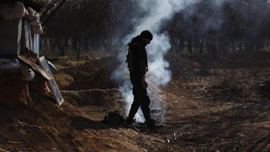 Los rebeldes no participarán en la próxima ronda de conversaciones en Astaná