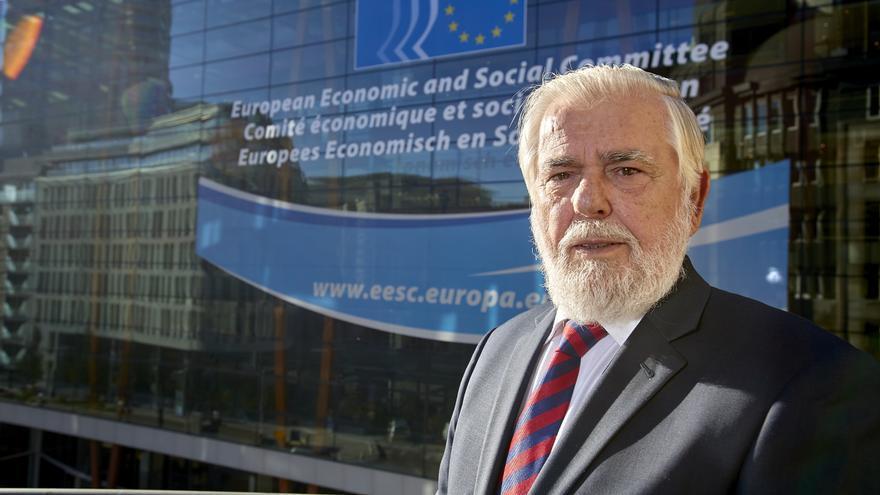 Georges Dassis, Presidente del Comité Económico y Social Europeo