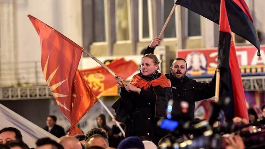 Los socialdemócratas macedonios todavía no ven claros los resultados electorales