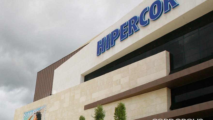 Hipercor Córdoba   MADERO CUBERO