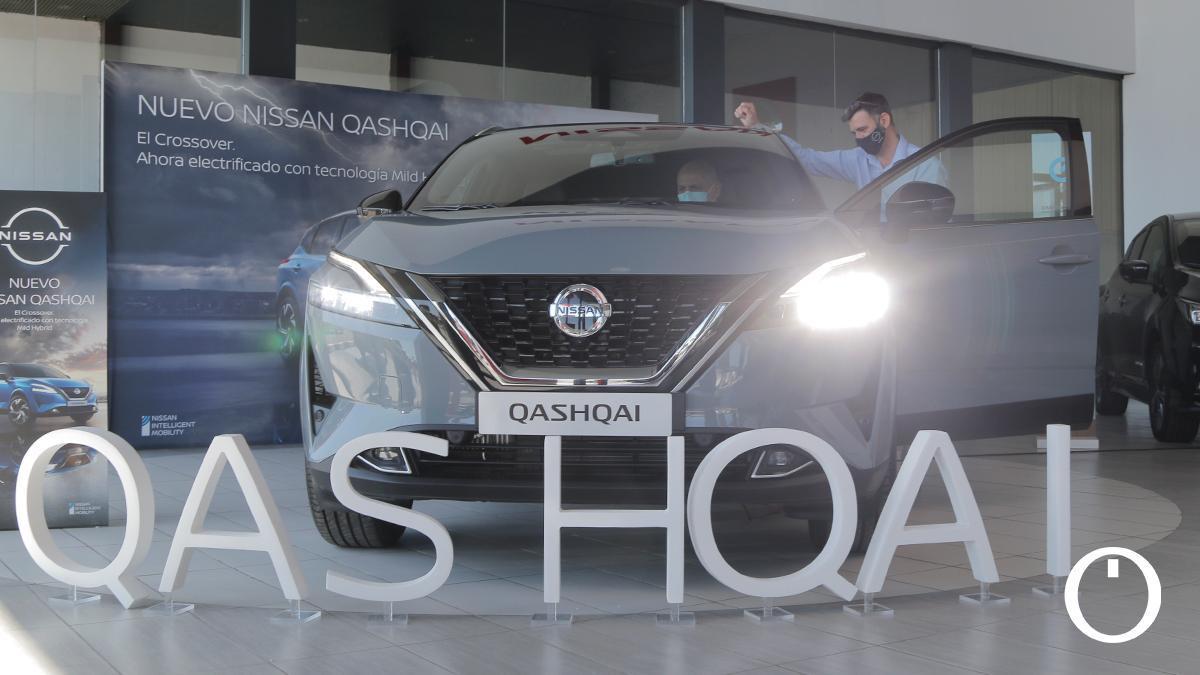 Presentación del nuevo Nissan Qashqai