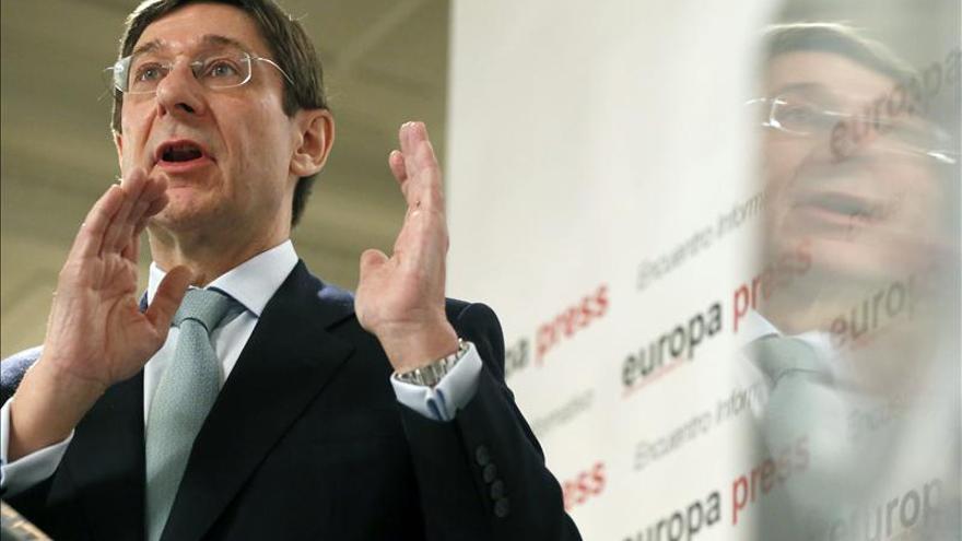Goirigolzarri dice no entender lo ocurrido ayer con Bankia en bolsa