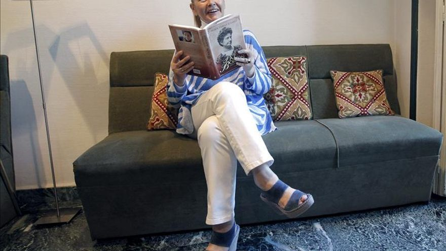 María Teresa Álvarez sucumbe en su nueva novela a la hija bastarda de Carlos V