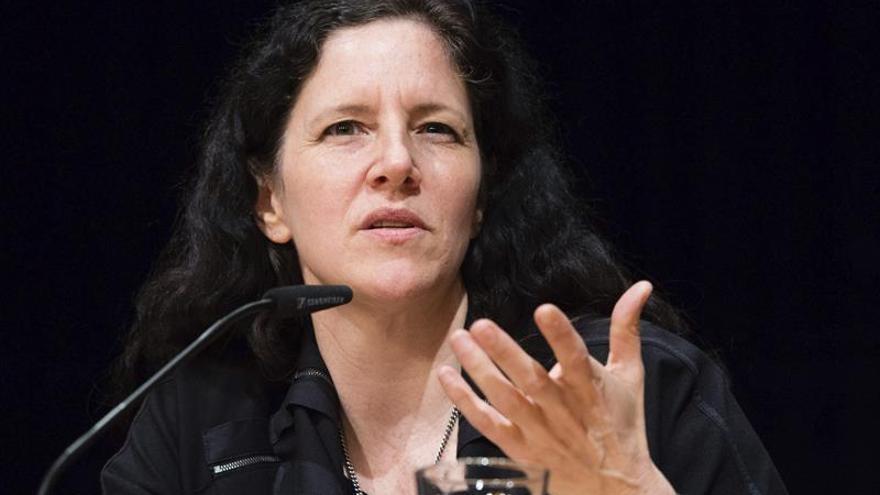 "Laura Poitras: ""WikiLeaks ha revolucionado el periodismo"""