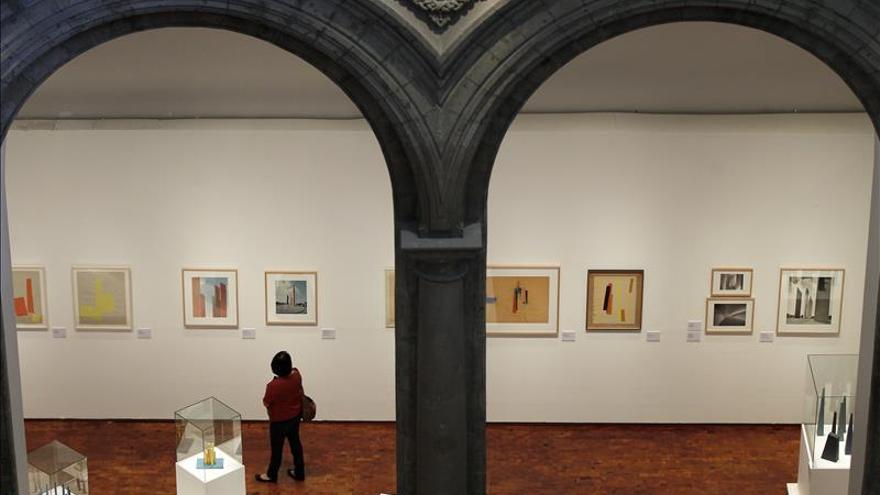 Muestra de Mathias Goeritz refleja la arquitectura emocional que rompió límites