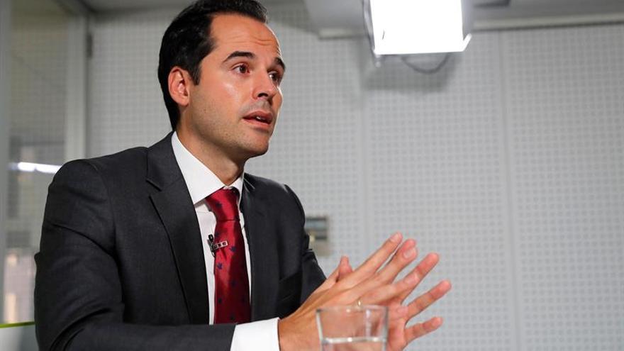 Ignacio Aguado: No tengo ningún problema en hablar de violencia machista