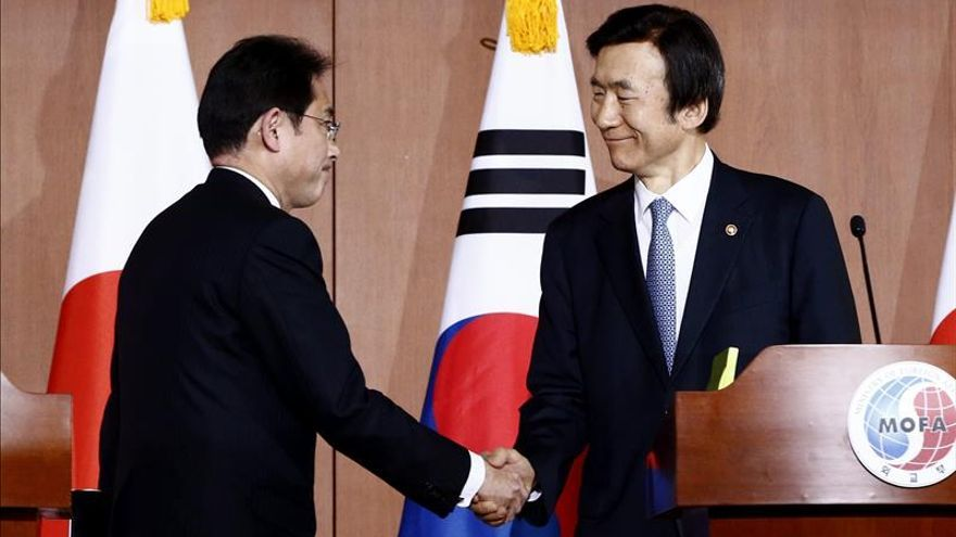 ONG surcoreanas critican el acuerdo con Japón sobre las esclavas sexuales