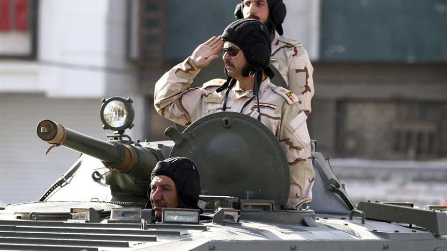 El EI secuestra a 20 jóvenes después de que desconocidos izaran la bandera iraquí