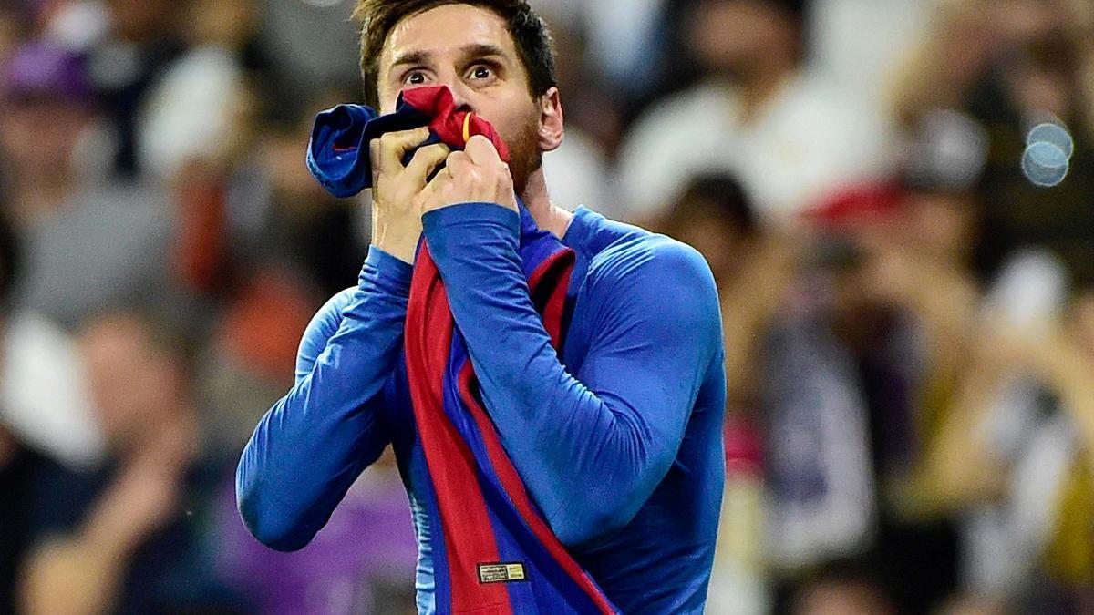 Lionel Messi no seguirá su carrera en el club catalán