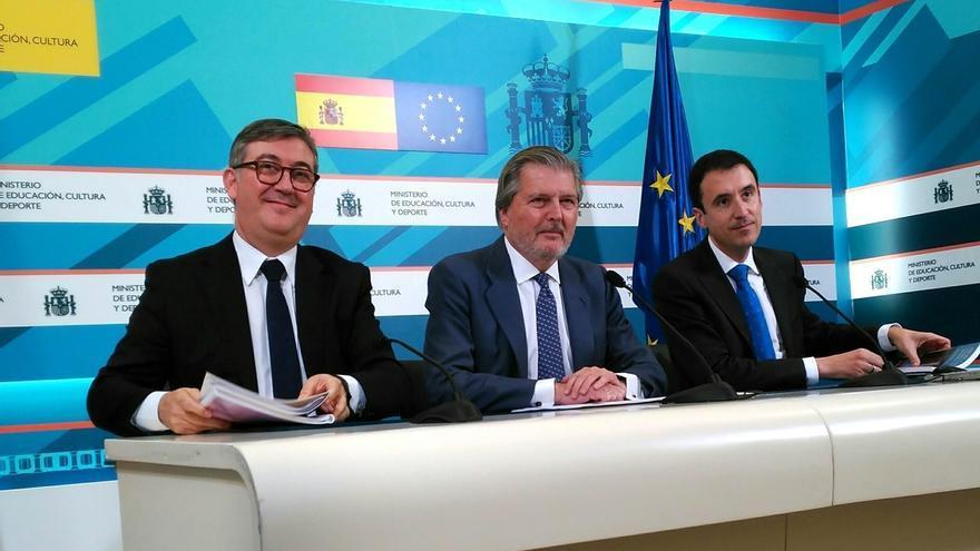 """Méndez de Vigo dice que el resultado de España en PISA es """"muy satisfactorio"""""""