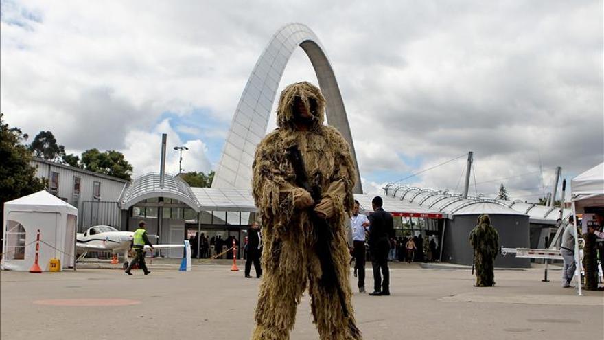 Feria Expodefensa exhibirá avances tecnológicos para posconflicto en Colombia