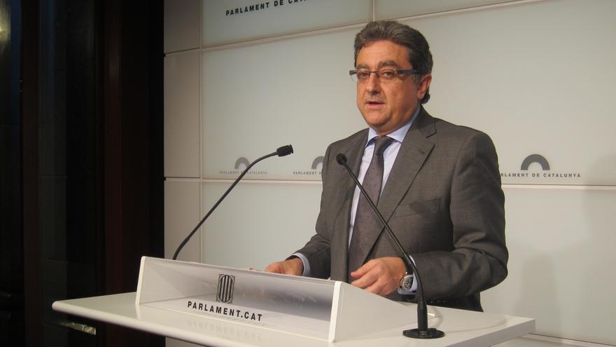 PP y PSC censuran las formas con las que Homs ha invitado a Rajoy a la Generalitat en su próxima visita