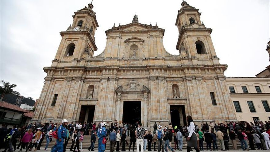 Colombia espera al papa Francisco con una intención de paz amplia