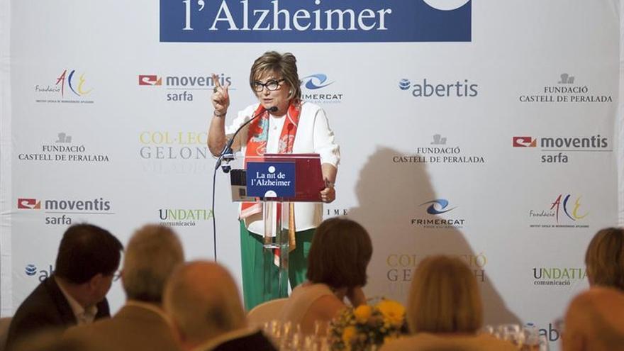 Peralada acoge una noche solidaria por una unidad pionera contra el alzhéimer