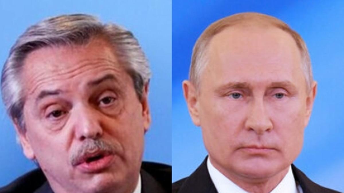 Fernández mantendrá una comunicación con Putin para anunciar la producción de Sputnik V en el país