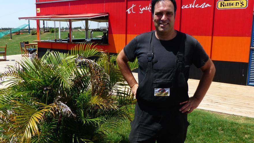Ruben Mesanza, maestro cervecero