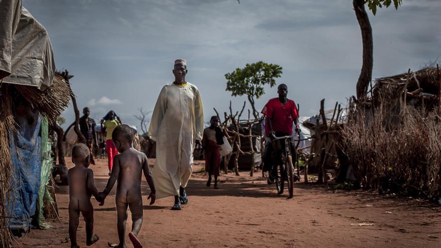 Vacunación en Yida, Sudán del Sur. Foto 11 © Yann Libessart/MSF