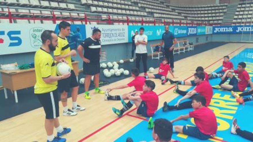 La escuela del jugador portugués abre una sede en Los Realejos
