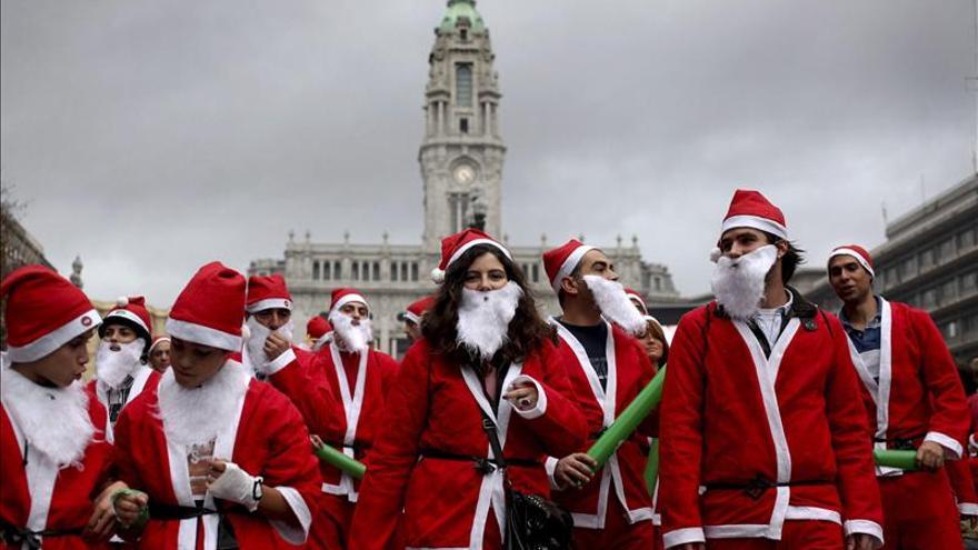 La mejora económica no convence a los portugueses a gastar más en Navidad