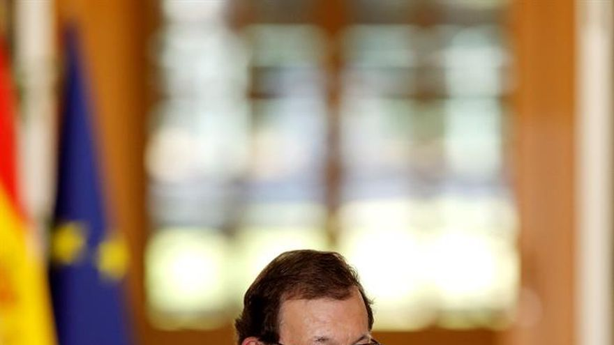 """Rajoy sitúa a Santiago como """"foco civilizador"""" y el mejor anclaje con Europa"""