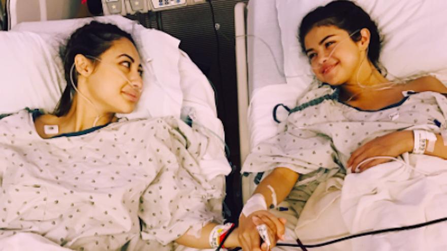 Selena Gómez se somete a un transplante de riñon para combatir el lupus