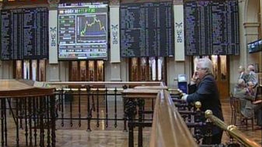 Paneles del Ibex 35, Bolsa de Madrid