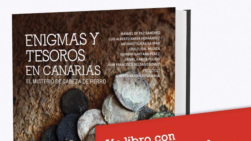 El Cabildo presenta la obra 'Enigmas y Tesoros en Canarias. El Misterio de Cabeza de Perro'