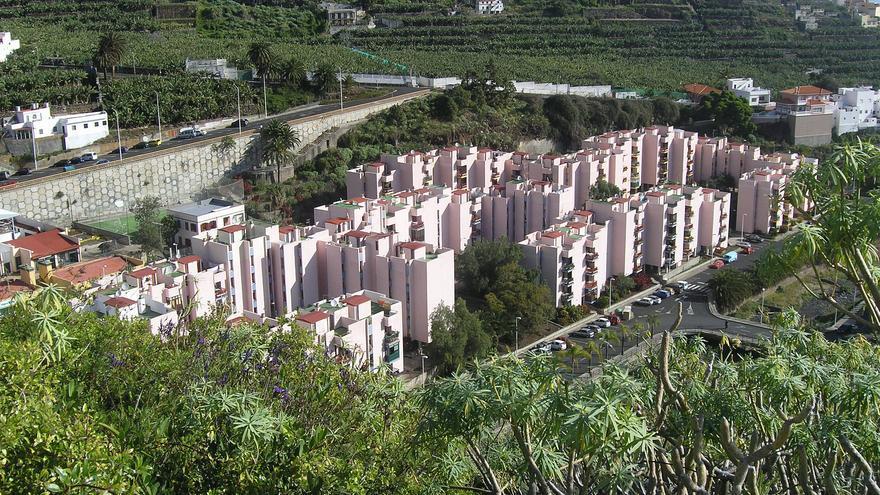 Imagen de la urbanización Benahoare.
