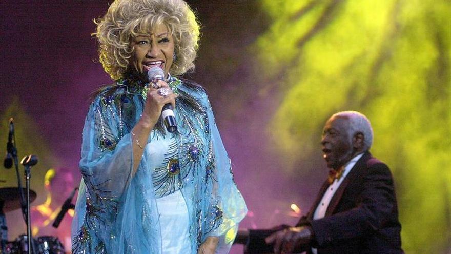 A quince años de su muerte, Celia Cruz sigue viva