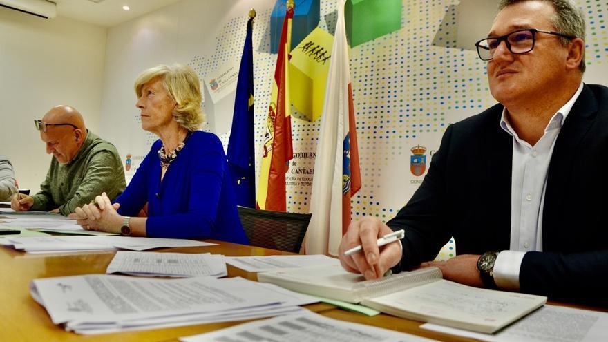 Cantabria defenderá ante el Ministerio que el avance de materia se centre en competencias y no en contenidos