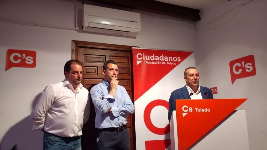 Antonio López, exdelegado territorial de Ciudadanos