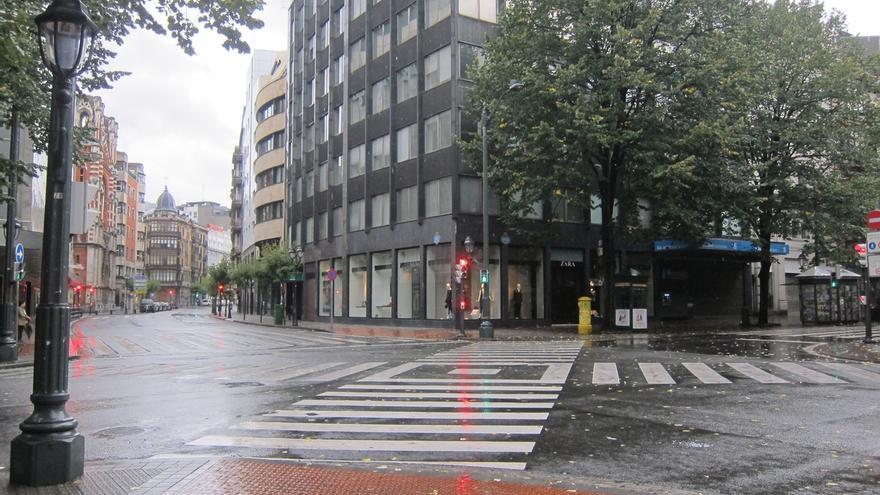 Activada la alerta naranja por precipitaciones persistentes en Bizkaia y Gipuzkoa