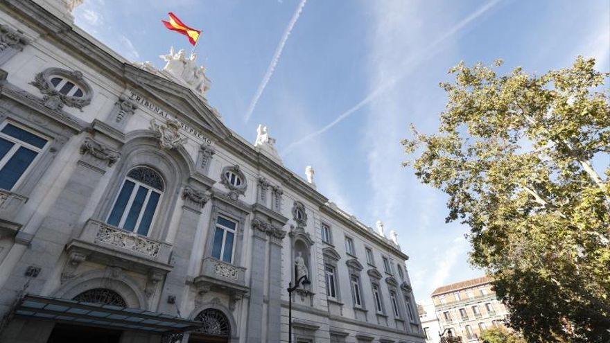 Soberanistas se manifestarán ante el Tribunal Supremo en Madrid el día 15D
