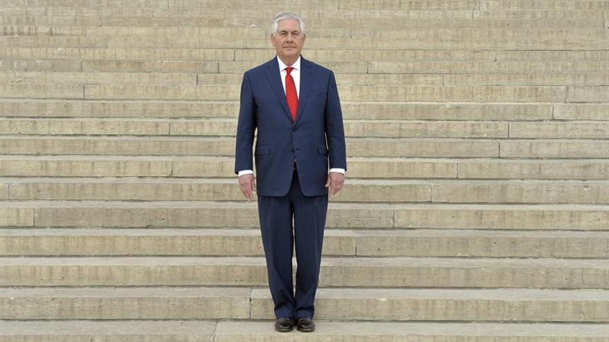 La OTAN dará la bienvenida a Tillerson y destacará el vínculo transatlántico