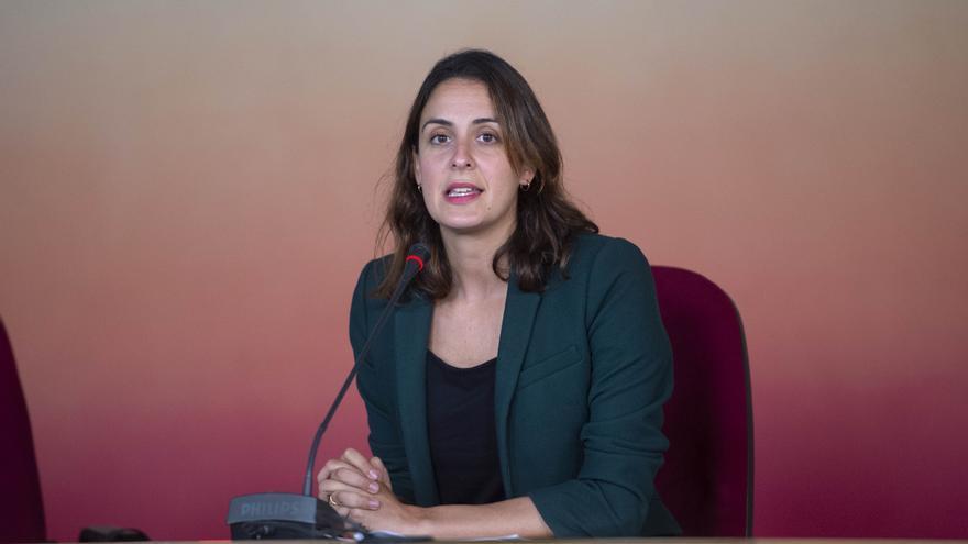 Archivo - La portavoz de Más Madrid en el Ayuntamiento, Rita Maestre