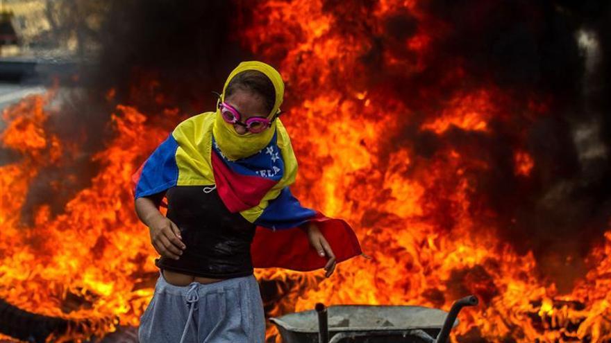Muere otro venezolano cerca de una protesta y sube a 27 el total de víctimas