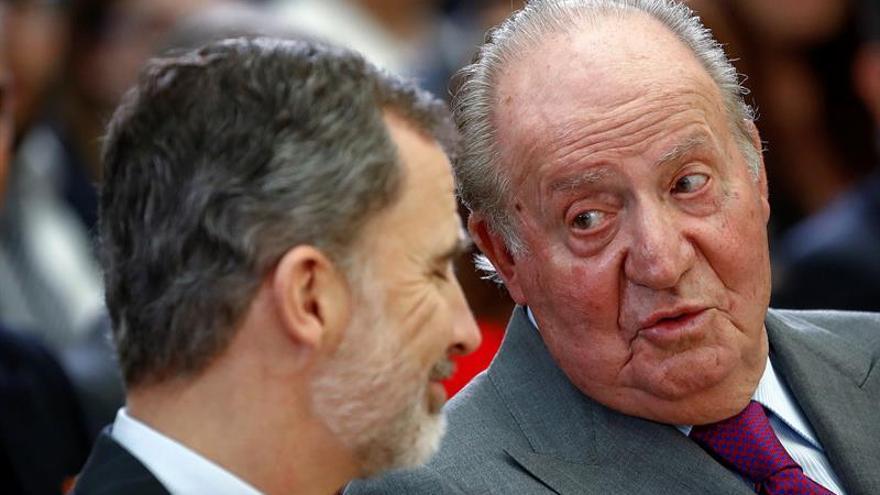 Texto del comunicado de Zarzuela anunciando la retirada del rey Juan Carlos